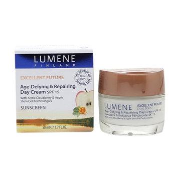 Lumene Excellent Future Age Defying & Repairing Day Cream SPF 15, 1.7 oz