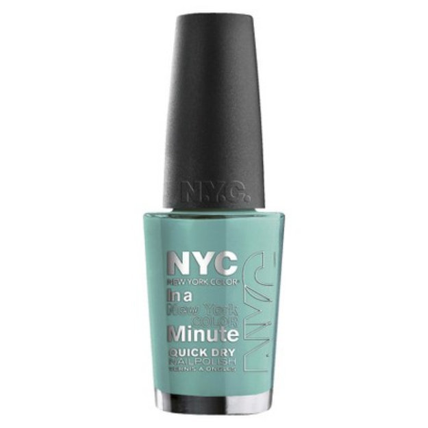 NYC Color Cosmetics NYC In a NY Color Minute Nail Reviews 2019