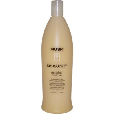Sensories Smoother Passionflower and Aloe Leave In Texturizing Condition By Rusk, 33.8 Ounce