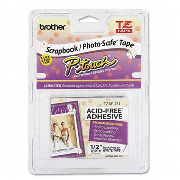 Kmart.com Brother P-Touch TZ Series Photo And Scrapbook Safe Tape
