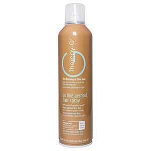 Therapy-g Therapy G So Fine Aerosol Hair Spray 10 oz Firm Hold