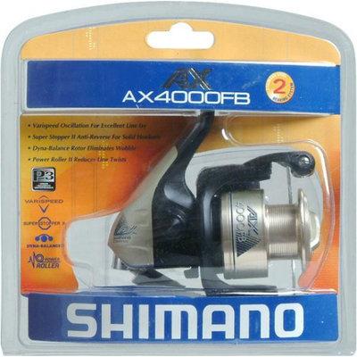 Shimano American Corporation SHIMANO AMERICAN CORPORATION AX 4000 Front Spin Reel - SHIMANO AMERICAN CORPORATION