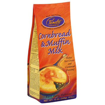Pamela's Products Cornbread & Muffin Mix 6 Pack