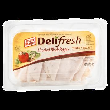 Oscar Mayer Delifresh Turkey Breast Cracked Black Pepper