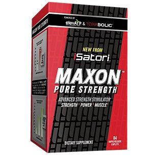iSatori Maxon Pure Strength - 84 Rapid Release Caplets
