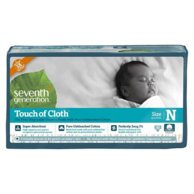 Seventh Generation Touch of Cloth™ Newborn Baby Diapers