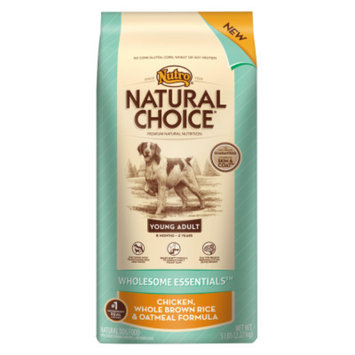 Nutro Natural Choice NUTROA NATURAL CHOICEA Wholesome Essentials Young Adult Dog Food