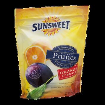 Sunsweet Pitted Prunes Orange Essence