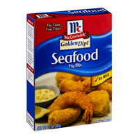 McCormick® Golden Dipt® Seafood Fry Mix