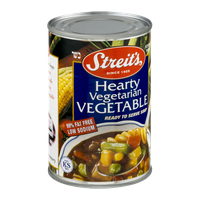Streit's Hearty Vegetarian Low Sodium Vegetable Soup