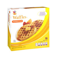 Ahold Homestyle Waffles - 16 CT