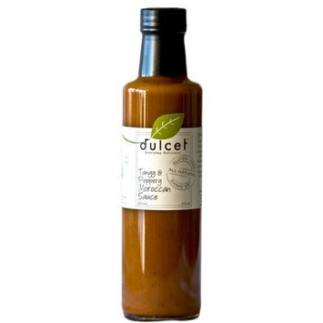 Dulcet Cuisine Tangy & Peppery Moroccan Sauce
