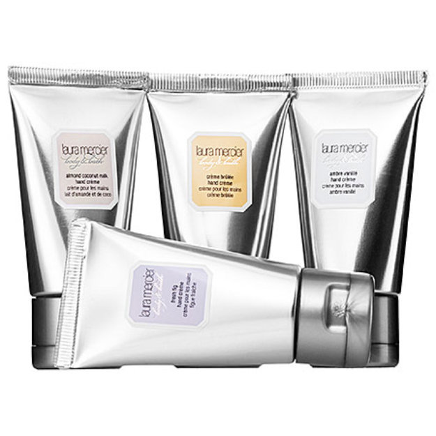 Laura Mercier Hand Creme Sampler Quartet