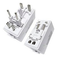 GGI International Worldwide AC Travel Power Adapter