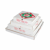 PIZZA BOX 14'' Takeout Pizza Container in White