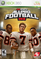 2K Sports All Pro Football 2K8