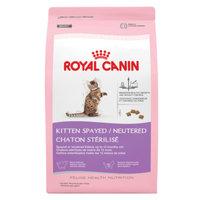 Royal CaninA Kitten Spayed/Neutered Kitten Food