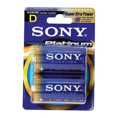 Sony Alkaline D Battery