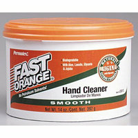 Permatex 33013 14 Oz Fast Orange Hand Cleaner Smooth Cream