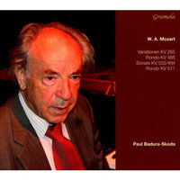 W.A. Mozart: Variationen, KV 265; Rondo, KV 485; Sonate, KV 533/