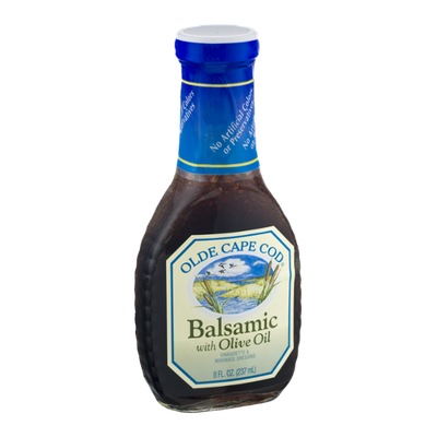 Olde Cape Cod Vinaigrette & Marinade Dressing Balsamic with Olive Oil