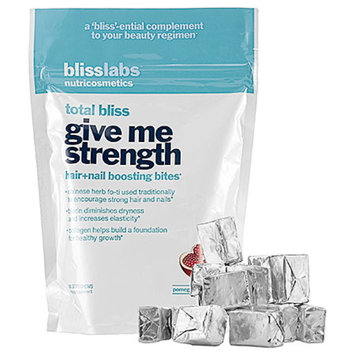 Bliss Total  Give Me Strength Hair+Nail Boosting Bites 30 Soft Chews