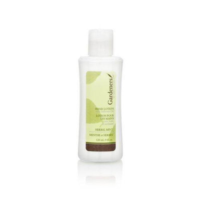Gardeners Herbal Mint by Upper Canada 120ml/4oz Hand Lotion
