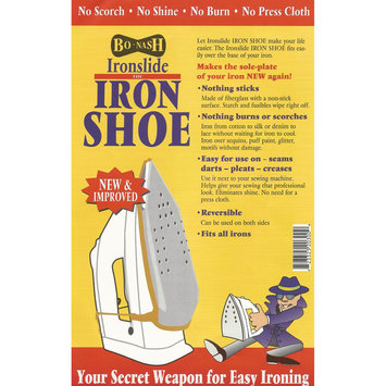 Bo Nash Bo-Nash 5002B 6 x 10 IronSlide Iron Shoe - Silver