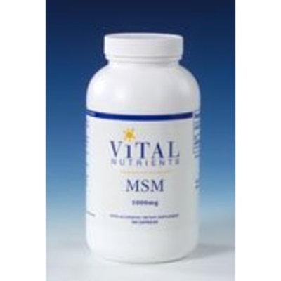 Vital Nutrients MSM 1000mg - 240 Capsules