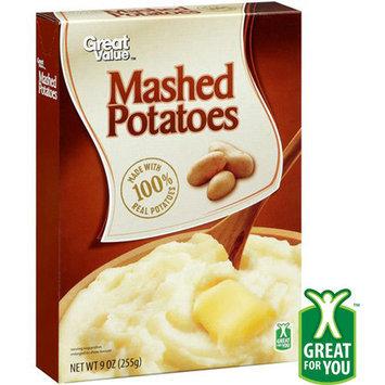 Great Value Mashed Potatoes, 9 oz