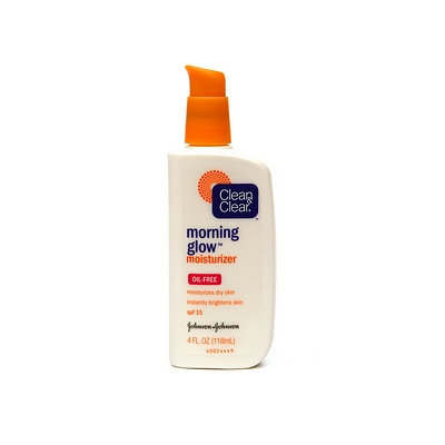 Clean & Clear® Morning Glow Moisturizer