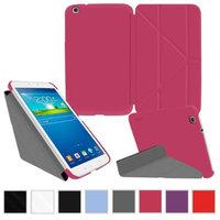 rooCASE Samsung Galaxy Tab 3 8.0 Case - Origami Slim Shell 8-Inch 8
