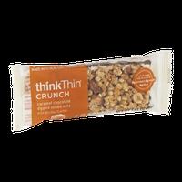 thinkThin Crunch Bar Caramel Chocolate Dipped Mix Nuts