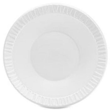 Dart Container Corp DRC12BWWCR Unlaminated Dinnerware Foam Bowls Pack of 1000
