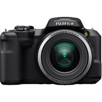 Fujifilm FUJIFILM Black FinePix S8630 Digital Camera with 16 Megapixels and 36x Optical Zoom