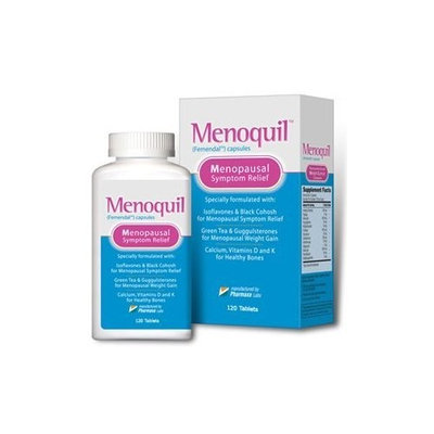 Menoquil (1-Month Supply) Natural Menopause Supplement