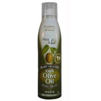 Winona Pure Heart Healthy 100% Olive Oil Cooking Spray 5 Ounces (Pack of 4)