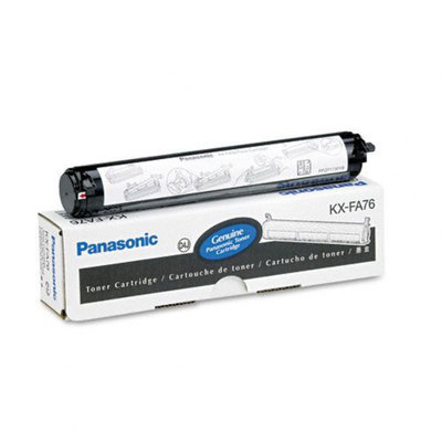 Panasonic KX-FA76 (IVRKX76, 7-20237) Toner Cartridge, Black