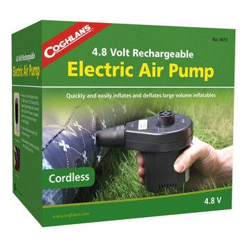 Coghlans 4.8 Volt Rechargeable Air Pump 0813