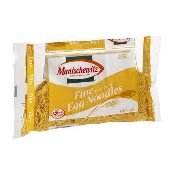Manischewitz Fine Premium Enriched Egg Noodles