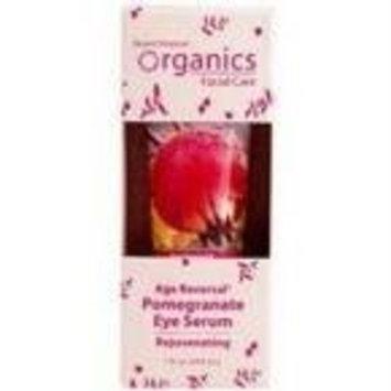 Desert Essence Organics Age Reversal Rejuvenating Eye Serum, Pomegranate