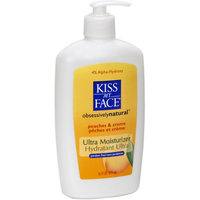 Kiss My Face Peaches & Creme Moisturizer