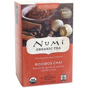 Numi Organic Tea Rooibos Chai
