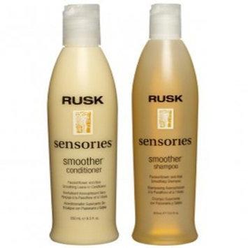 RUSK Sensories Smoother Shampoo & Conditioner Duo Set 33.8 oz