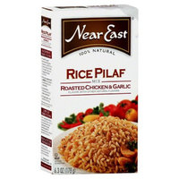 Near East Rice Pilaf Mix Chicken & Garlic,12 Pack