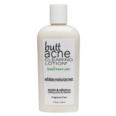 GreenHeartLabs Butt Acne Clearing Lotion