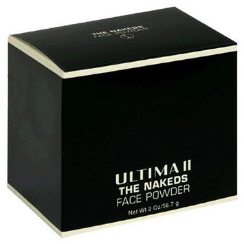 Ultima II Face Powder, The Nakeds, 3 L, 2 oz (56.7 g)