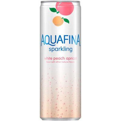 Aquafina Sparkling White Peach Apricot Sparkling Water Beverage