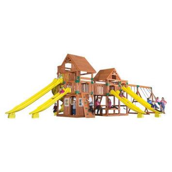 Backyard Discovery Adventure Playsets Safari All Cedar Swingset
