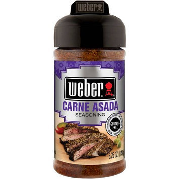 Weber Carne Asada Seasoning, 5.25 oz